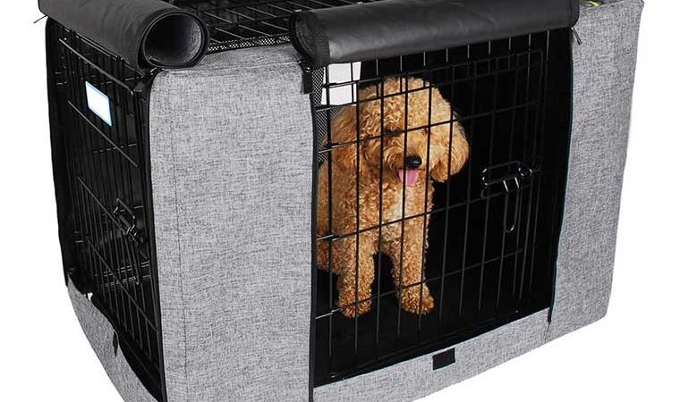 Choosing A Dog Crate Cover In 2020